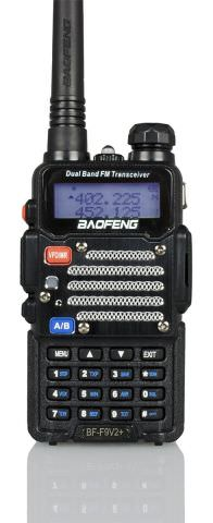 Baofeng two-way radio