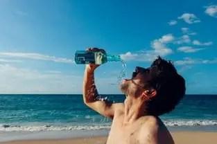 ensure proper hydration