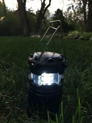 etekcity portable led lantern high brightness