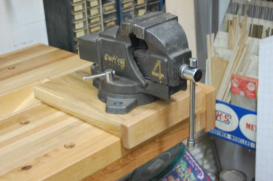 How To Mount A Bench Vise? Just 6 STEPS !!!