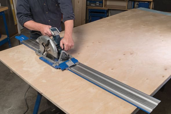 How To Rip Narrow Boards with A Circular Saw (7 Steps Only)