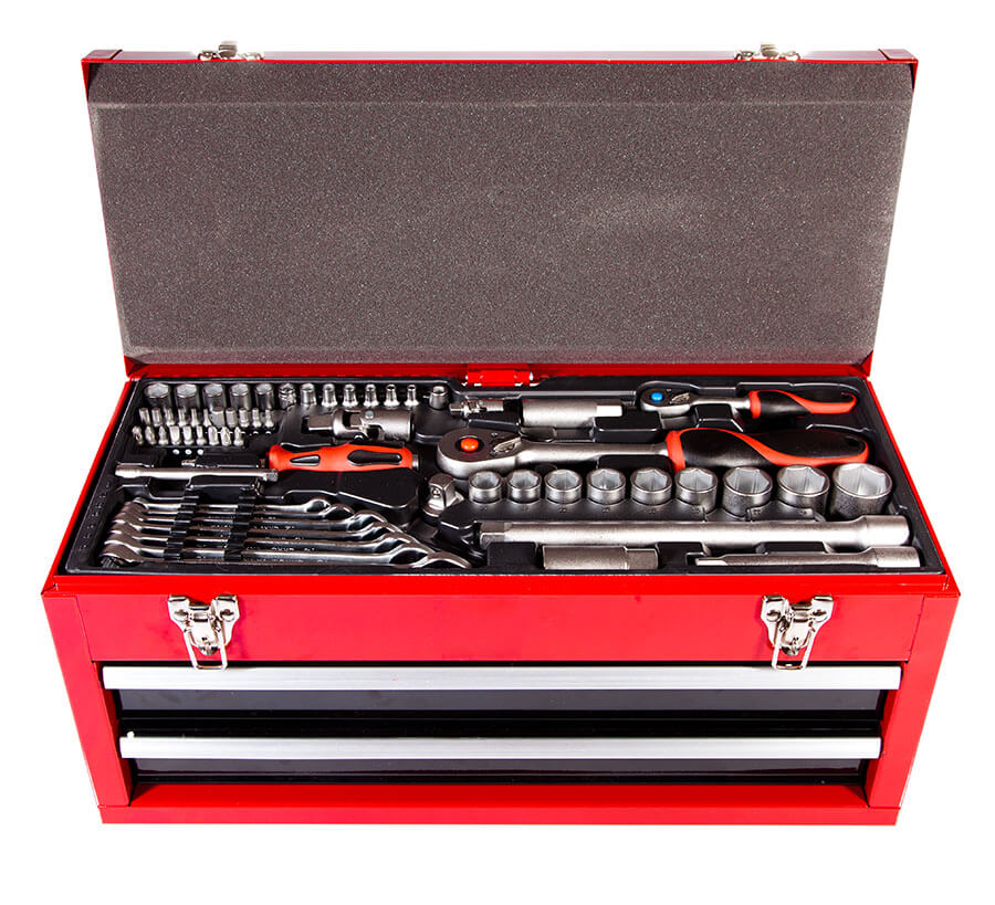 How to Clean Tool Box