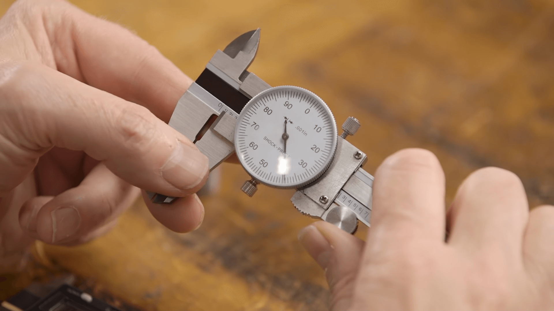 What Is A Dial Caliper Used For