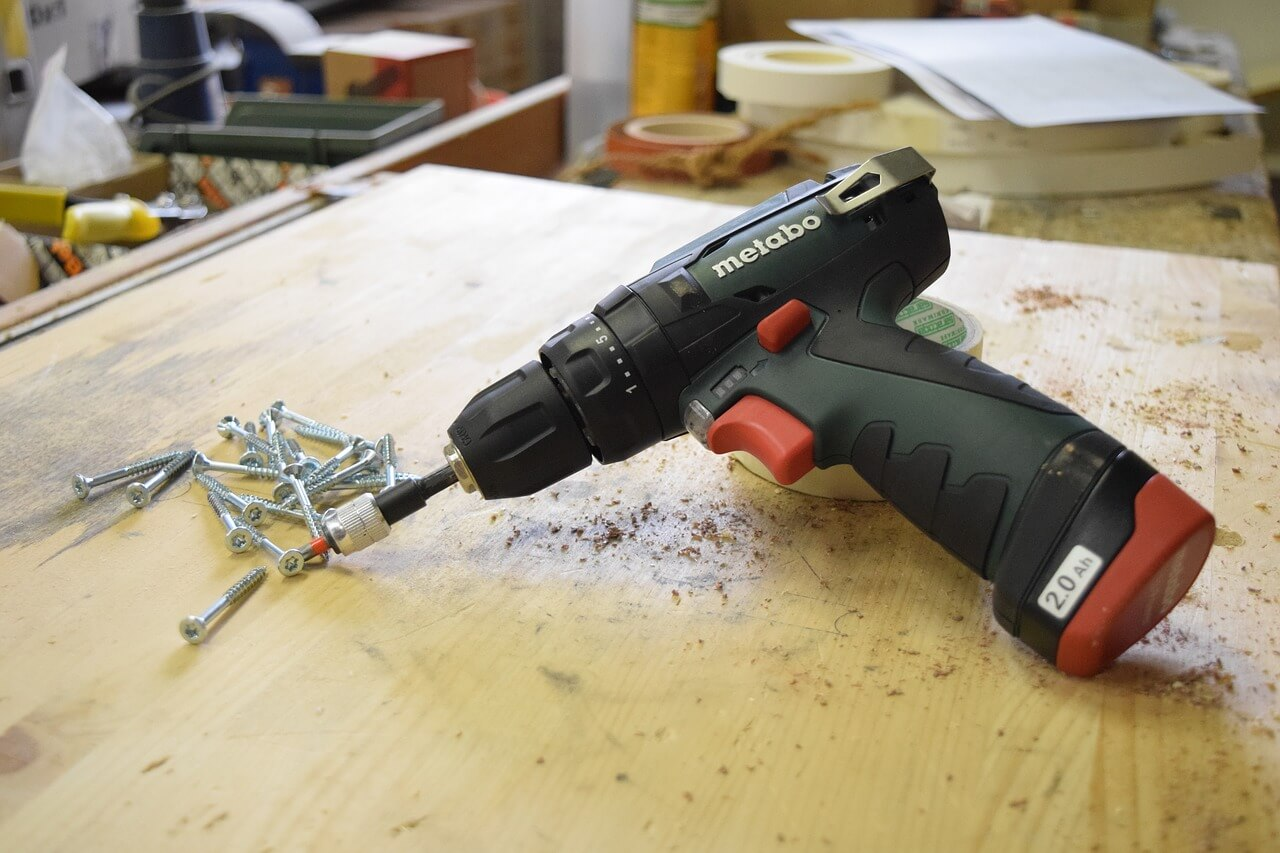 What Does A Hammer Drill Do