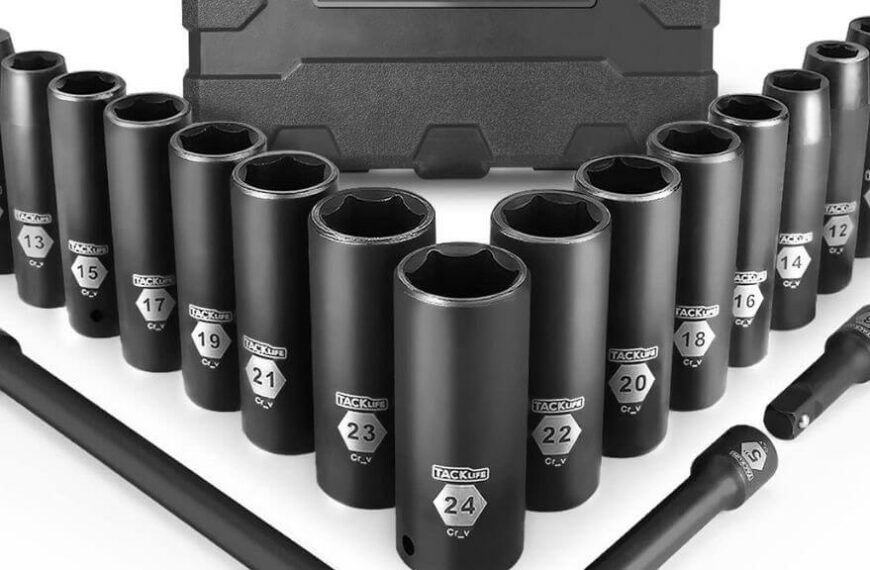 2 Reasons Why Are Impact Sockets Black?