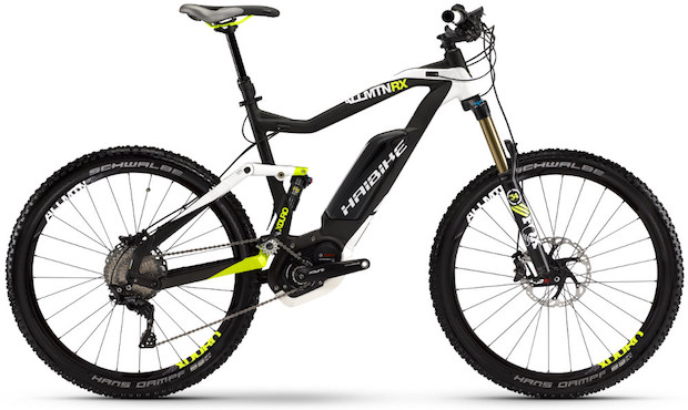 Would you take an Electric Mountain Bike for a Spin
