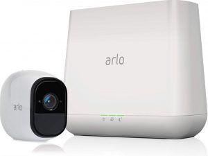 Most Versatile: Arlo Pro camera