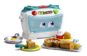 Best for Young Chefs: LeapFrog Number Lovin' Oven