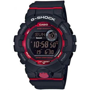 -Shock Men's GBD800-1 Bluetooth G-Squad Digital Watch