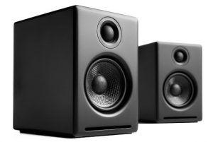 Audioengine A2+ Black Powered Speaker System