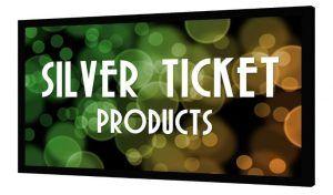 STR-169100 Silver Ticket 4K Ultra HD Ready Cinema