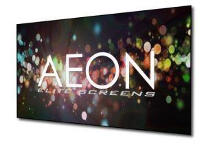 Elite Screens Aeon CineGrey 3D Series