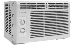 Frigidaire FFRA0511R1 5, 000 BTU 115V Window-Mounted Mini-Compact Air Conditioner