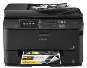 Epson Workforce Pro Wireless Color All-in-One Inkjet Printer