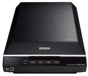 Epson Perfection V550 Color Photo Scanner