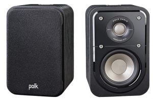 Polk Audio Signature Series S10 Bookshelf Speakers