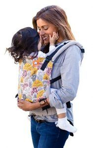 Baby Tula Multi-Position, Ergonomic Baby Carrier