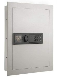 7750 Electronic Wall Safe