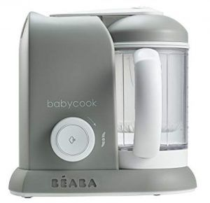 BEABA Babycook 4 in 1 Steam Cooker