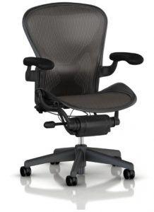 Herman Miller Aeron Tilt Limiter Task Chair