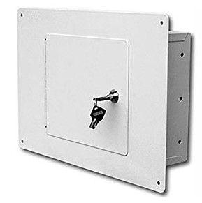 First Watch - Homak Between the Studs High Security Steel Wall Safe