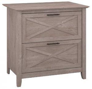 Bush Furniture Key West 2 Drawer Lateral File Cabinet