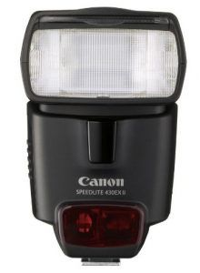 Canon Speedlite 430EX II Flash for Canon Digital SLR