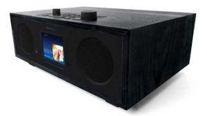 Grace Digital Encore+ Wireless Stereo Smart Speaker & Internet Radio