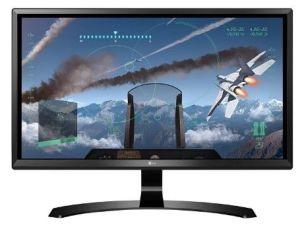 LG 24UD58-B 24-Inch 4K UHD IPS Monitor