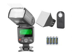 Neewer NW-670 TTL Speedlite Flash Kit for Canon