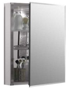 Single Door Aluminum Cabinet
