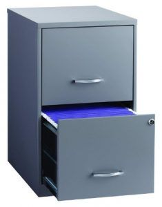 Space Solutions 20223 Home File Cabinet