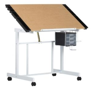 Admirable Best Drafting Tables In 2019 Reviews Buying Guide Gearjib Creativecarmelina Interior Chair Design Creativecarmelinacom