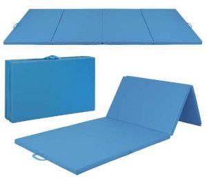 Best Choice Products 4'x10'x2 Gymnastics Gym Mats