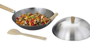 best carbon steel wok review