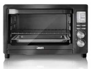 Bialetti (35047) 6-Slice Convection Toaster Oven