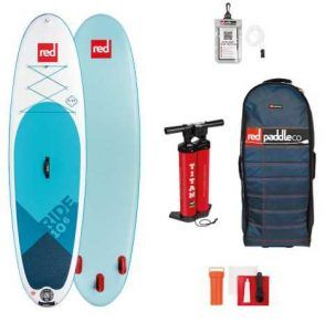 """Red Paddle Co 10'6"""" x 32"""" Ride MSL Inflatable SUP"""