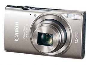 Canon PowerShot ELPH 360 Digital Camera