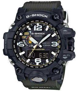 Casio G-Shock Mudmaster Black