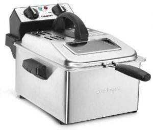 Cuisinart CDF-200 Deep Fryer, 4 Quart