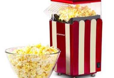 best hot air popcorn popper reviews