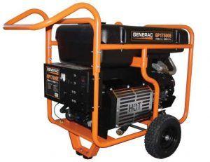 Generac Gas Powered Portable Generator