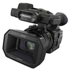 Panasonic 4K HC-X1000 20x Optical Zoom Camcorder