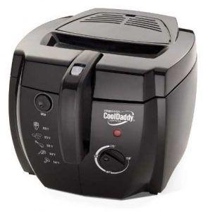 Presto 05442 CoolDaddy Cool-touch Deep Fryer