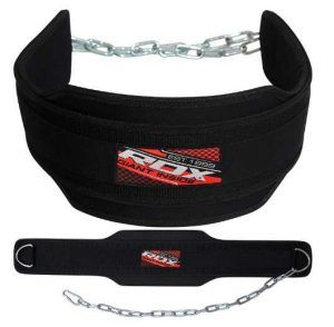 RDX Dipping Belt for Weight Lifting