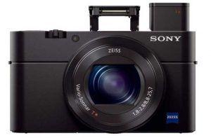 Sony RX100 III 20.1 MP Premium Compact Digital Camera