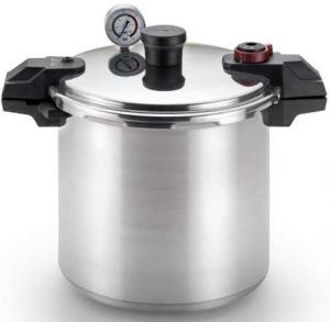 T-fal Pressure Cooker, Pressure Canner