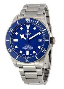 Tudor Pelagos Blue Dial Automatic Mens Watch