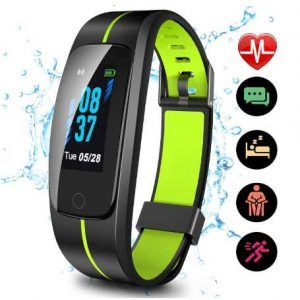 Updated 2019 Version High-End Fitness Tracker