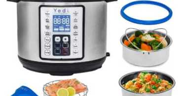 best rated pressure cookers